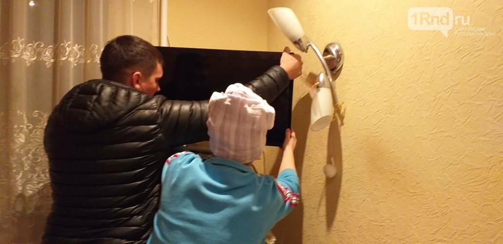Ростовские приставы вернули ветерану изъятые телевизоры, фото-5