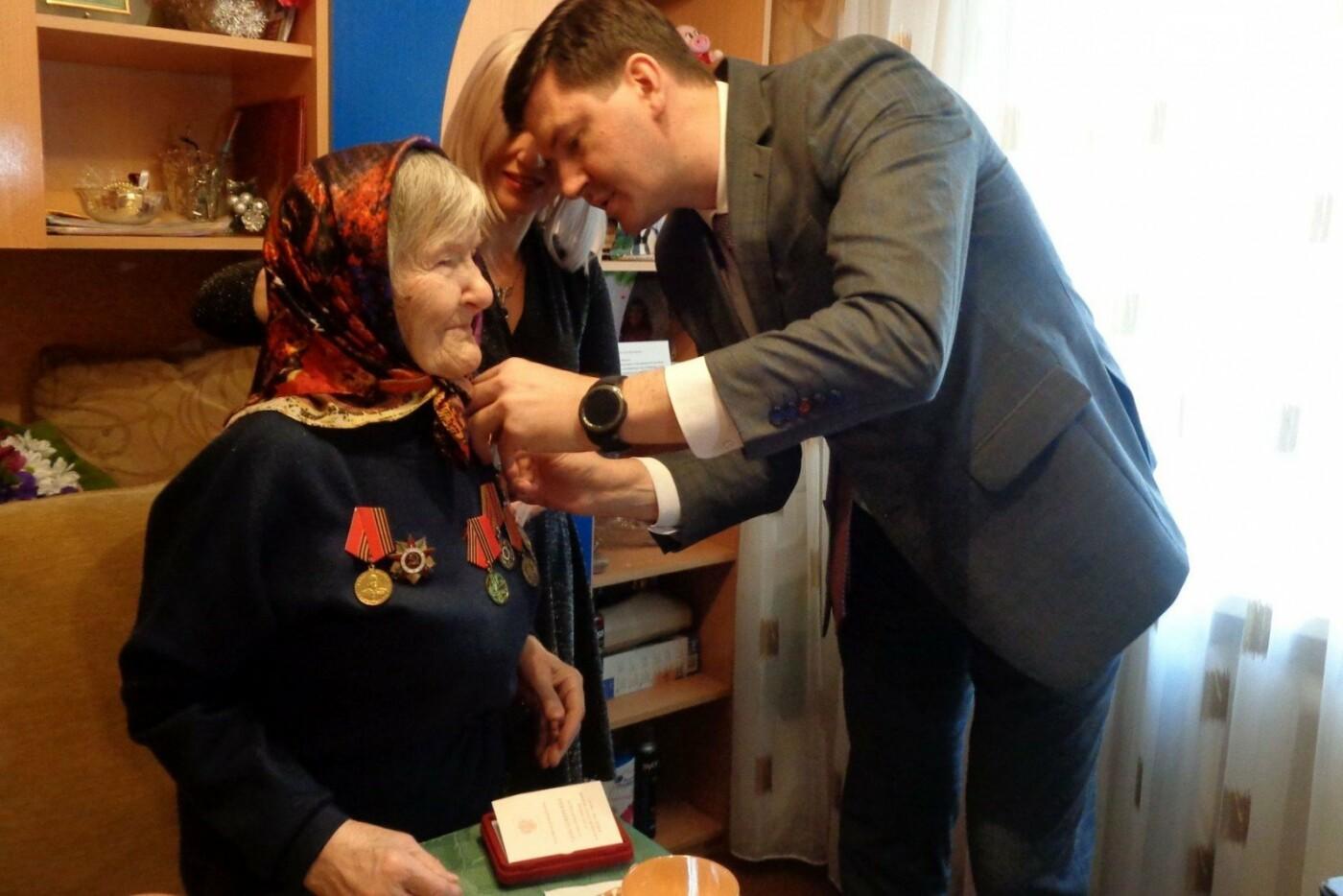 В Ростовской области женщины-ветераны получили медали «75 лет Победы», фото-2