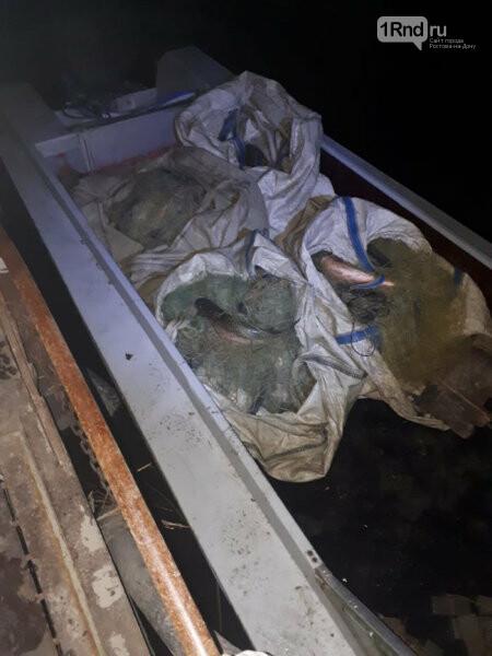 Под Азовом поймали браконьеров с рыбой на четверть миллиона рублей, фото-3