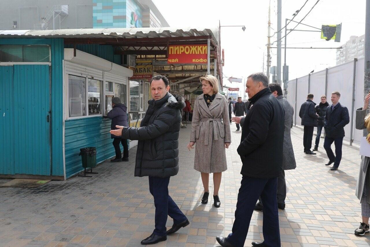 Северному рынку Ростова и прилегающим к нему шалманам грозят санкции, фото-1