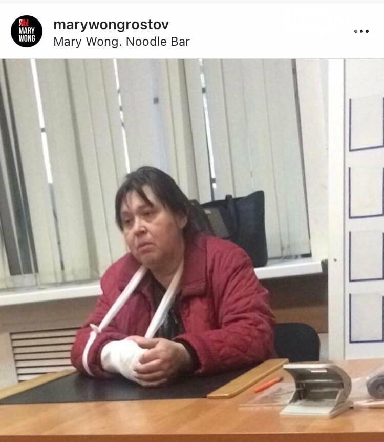 Владелец Mary Wong в Ростове заявил о нападении на сотрудников лапшичной, фото-3