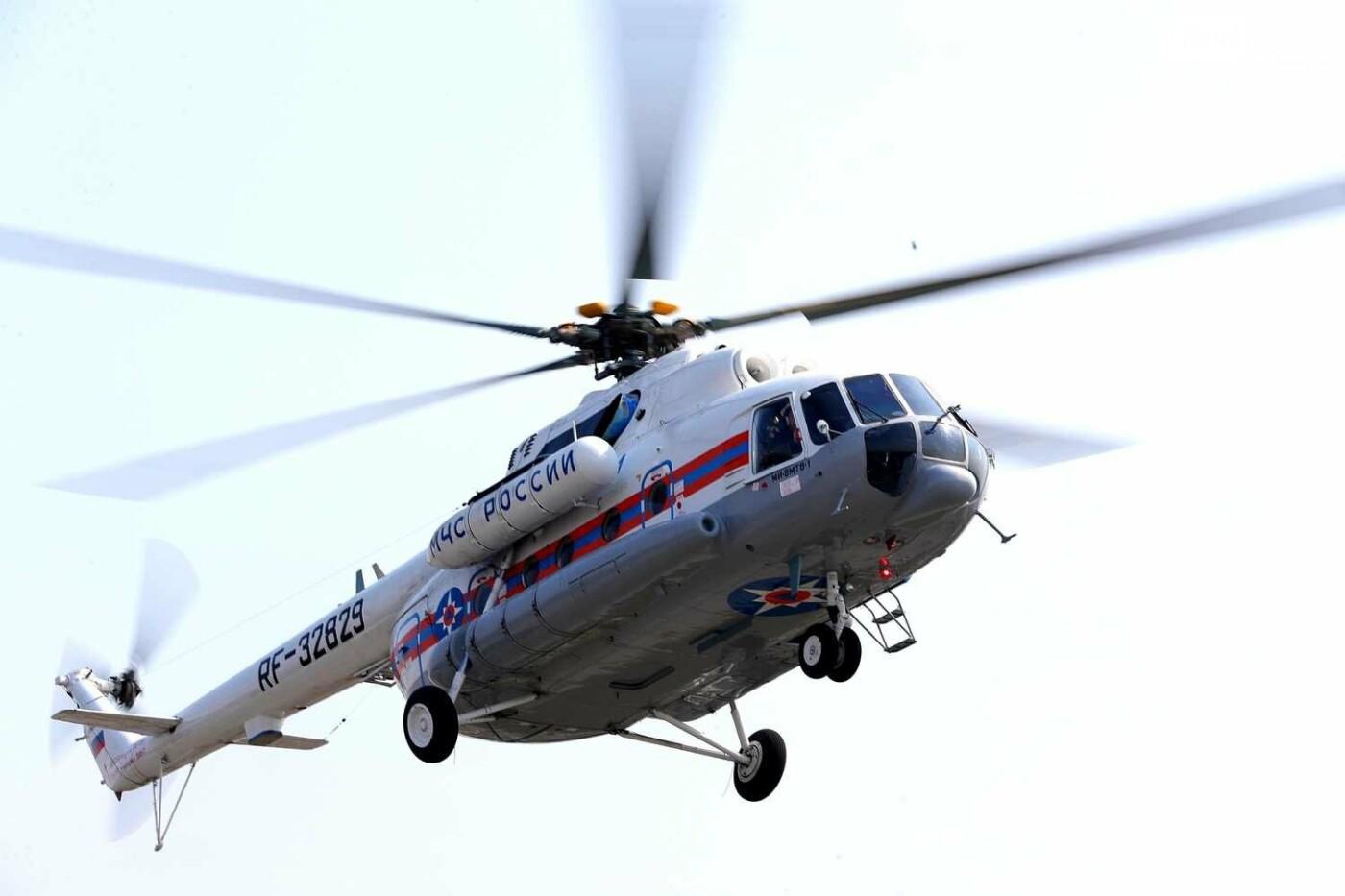 Глава чрезвычайного ведомства России прибыл в Ростов-на-Дону, фото-3