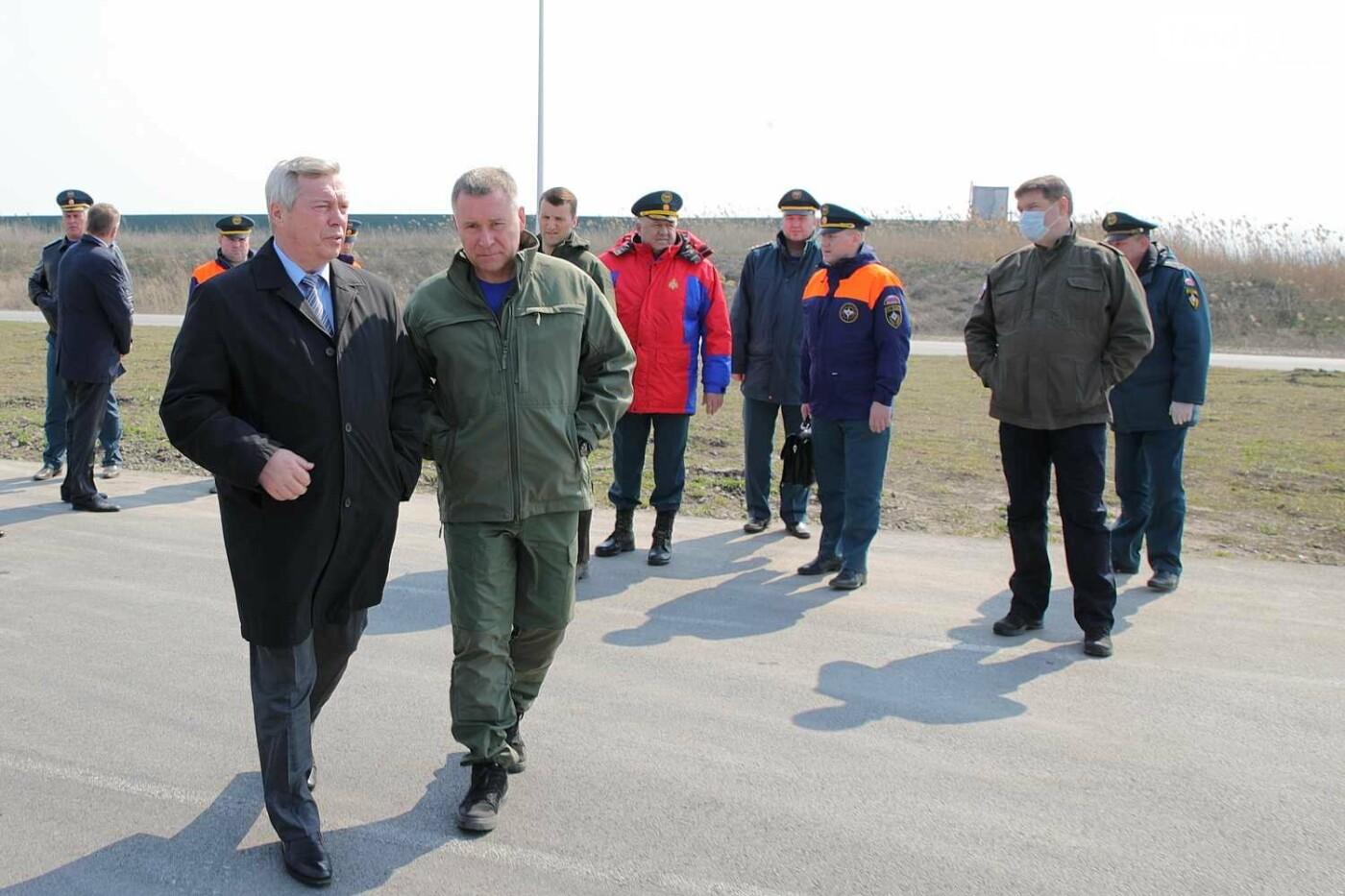 Глава чрезвычайного ведомства России прибыл в Ростов-на-Дону, фото-2