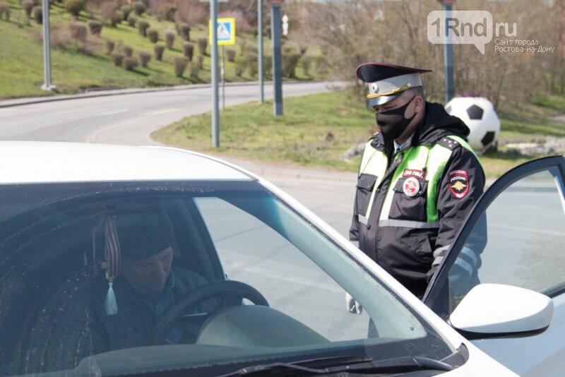 В Ростовской области увеличили количество патрулей , фото-3
