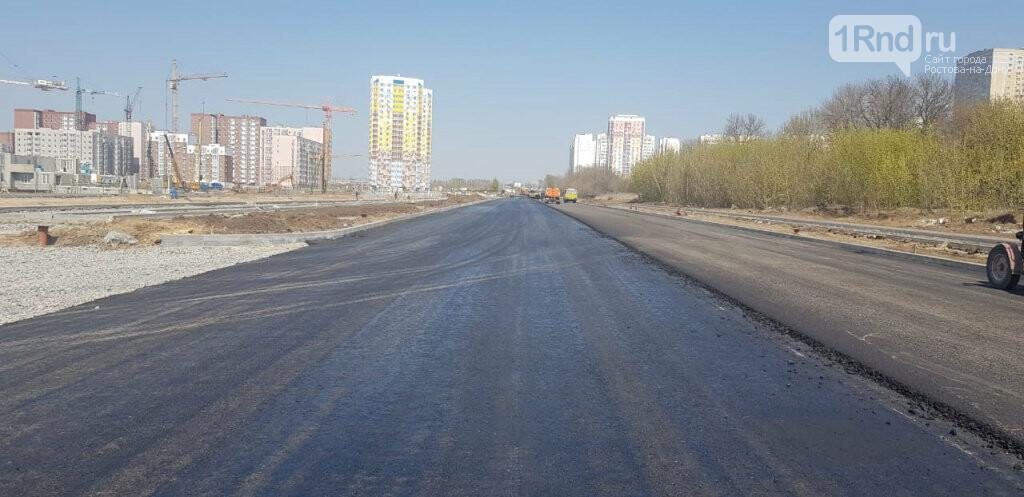 Новую дорогу в Левенцовке пообещали сдать к майским праздникам, фото-1