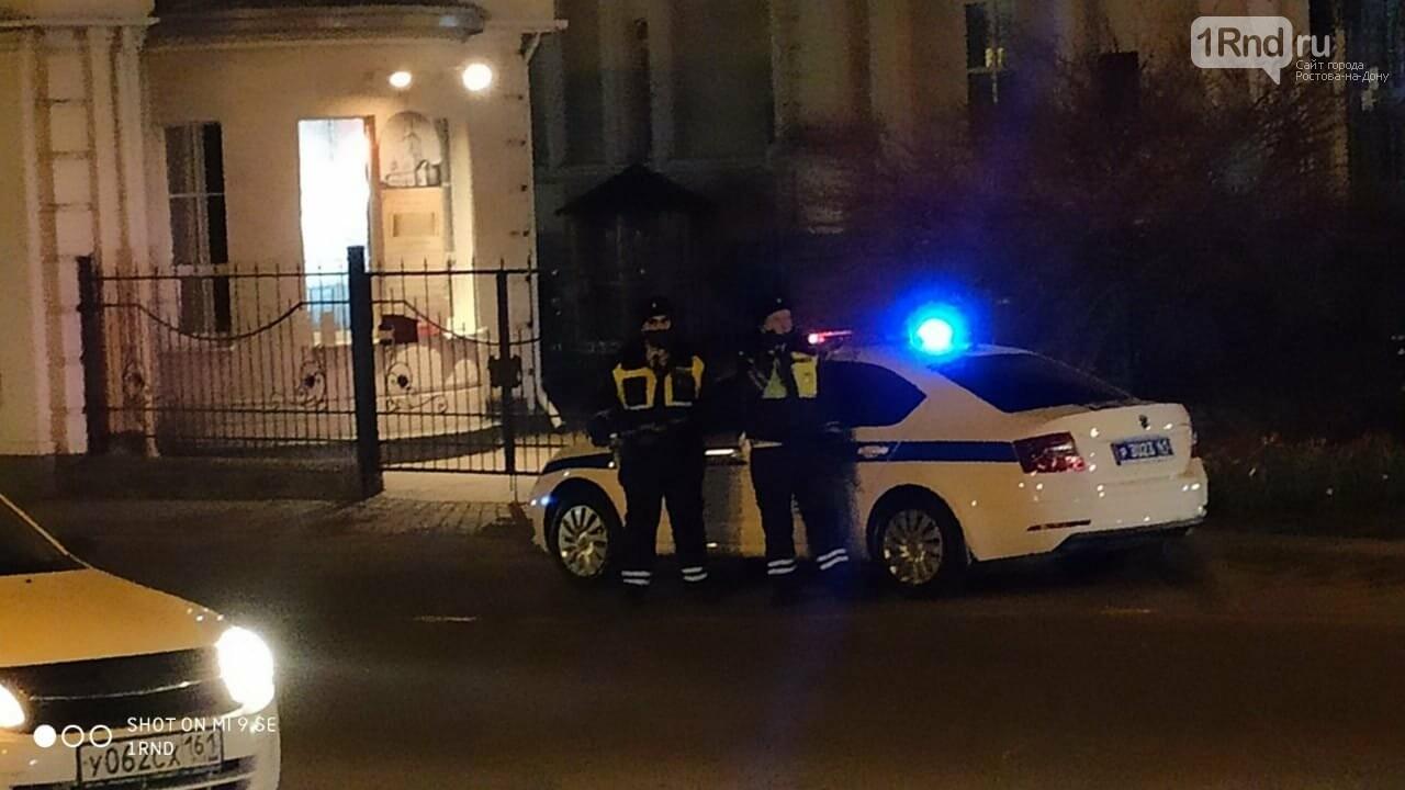 В Ростове-на-Дону православные храмы оцепила полиция, фото-1