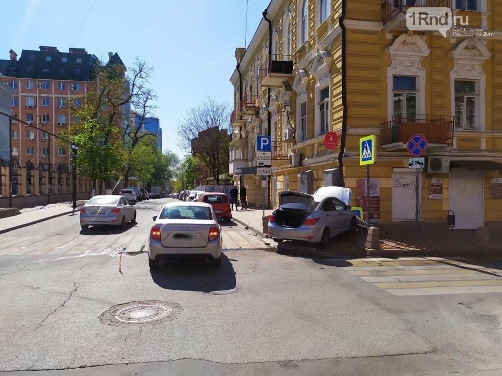 В Ростове рабочего заблокировало в колодце из-за аварии , фото-5