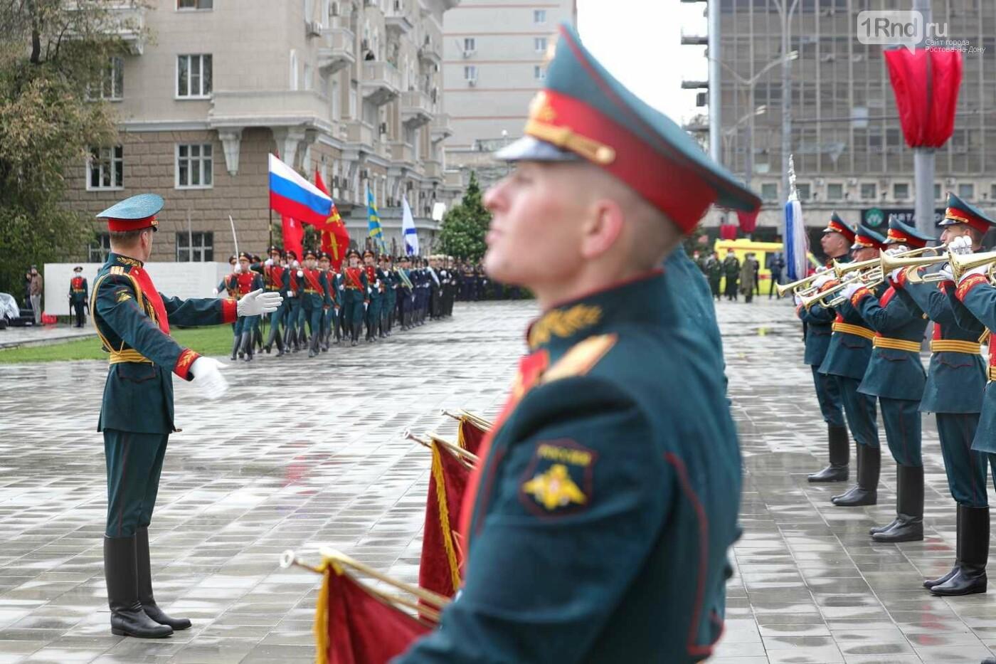 Первые лица Ростовской области пришли на торжества в честь Дня Победы без масок, фото-2