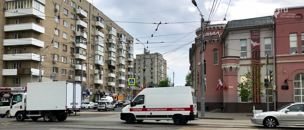 Каждый восьмой вызов скорой помощи в Ростове связан с коронавирусом, фото-1