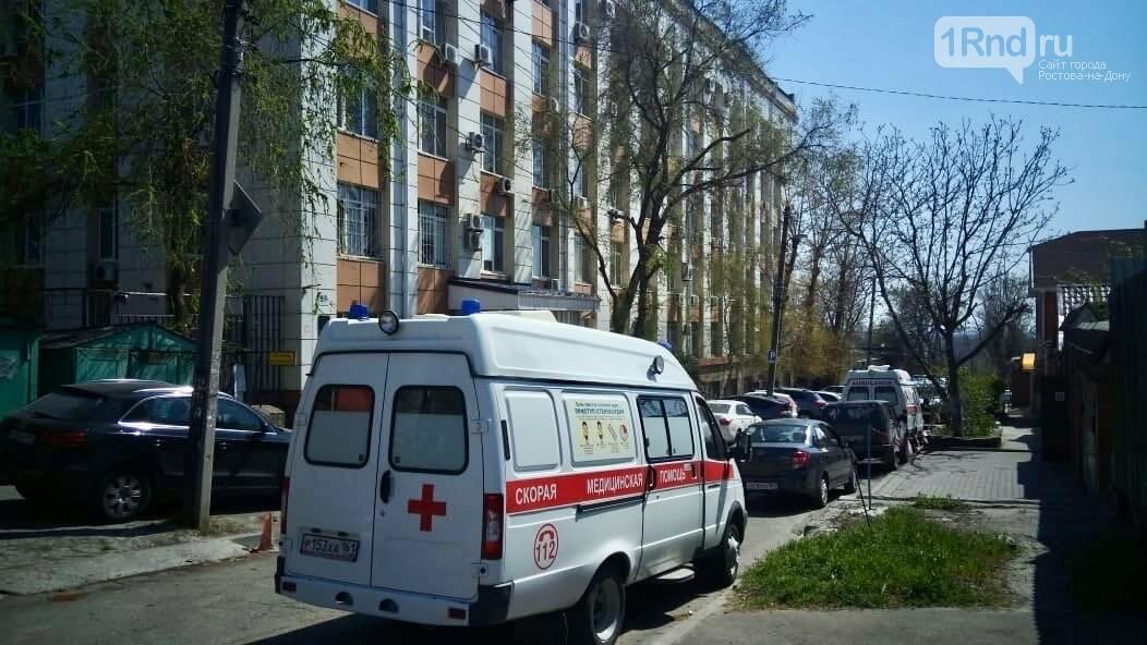 Каждый восьмой вызов скорой помощи в Ростове связан с коронавирусом, фото-2