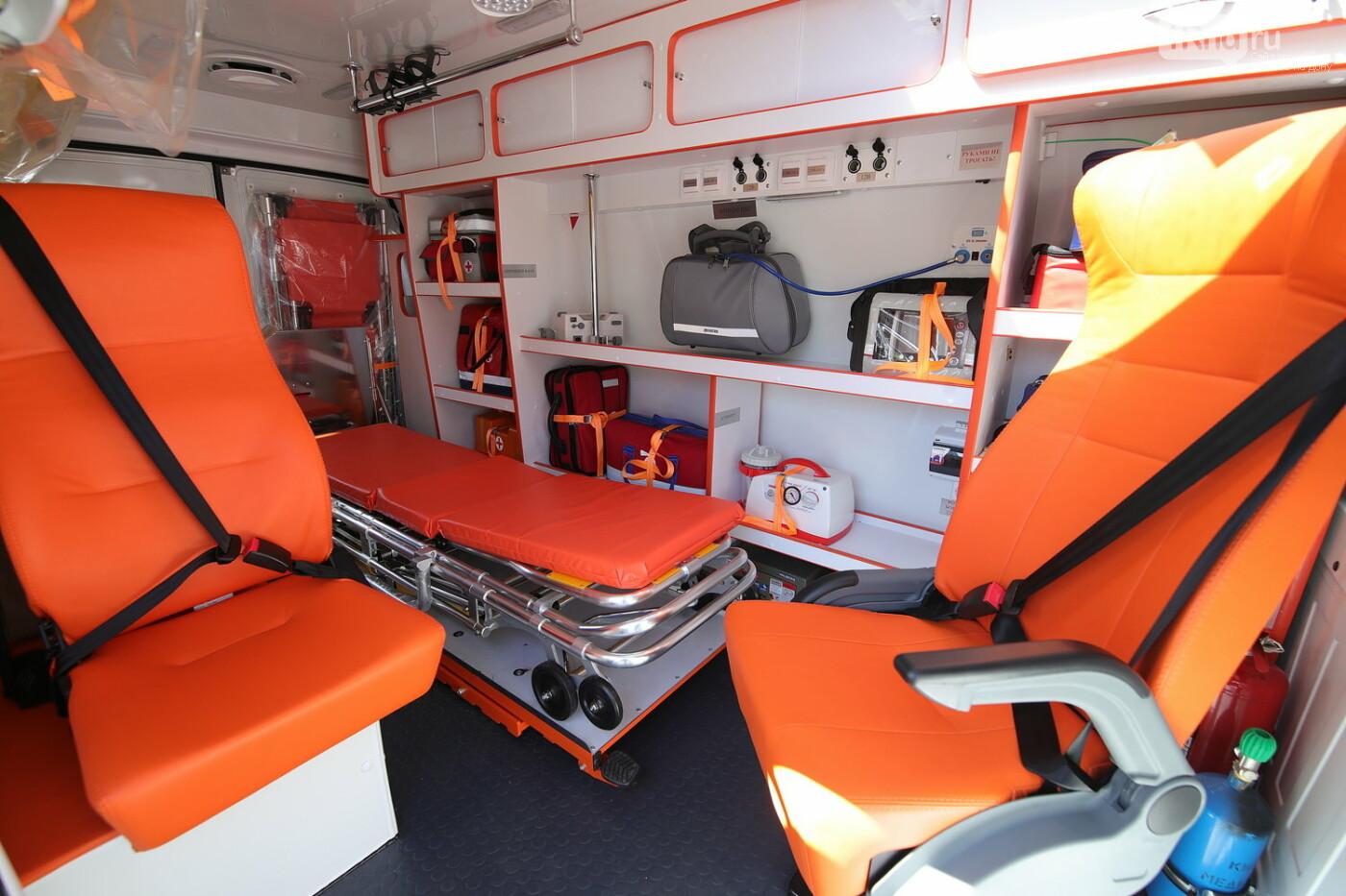 В Ростове заработала новая подстанция скорой помощи, фото-3