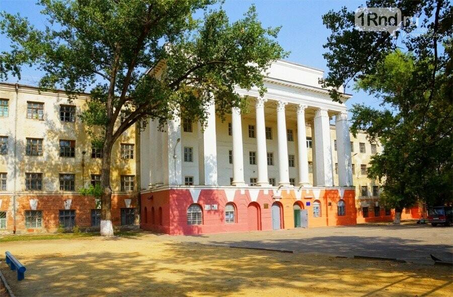 Как тотальная реконструкция ростовского лицея №20 превратилась в обычный снос, фото-1, Было/Стало