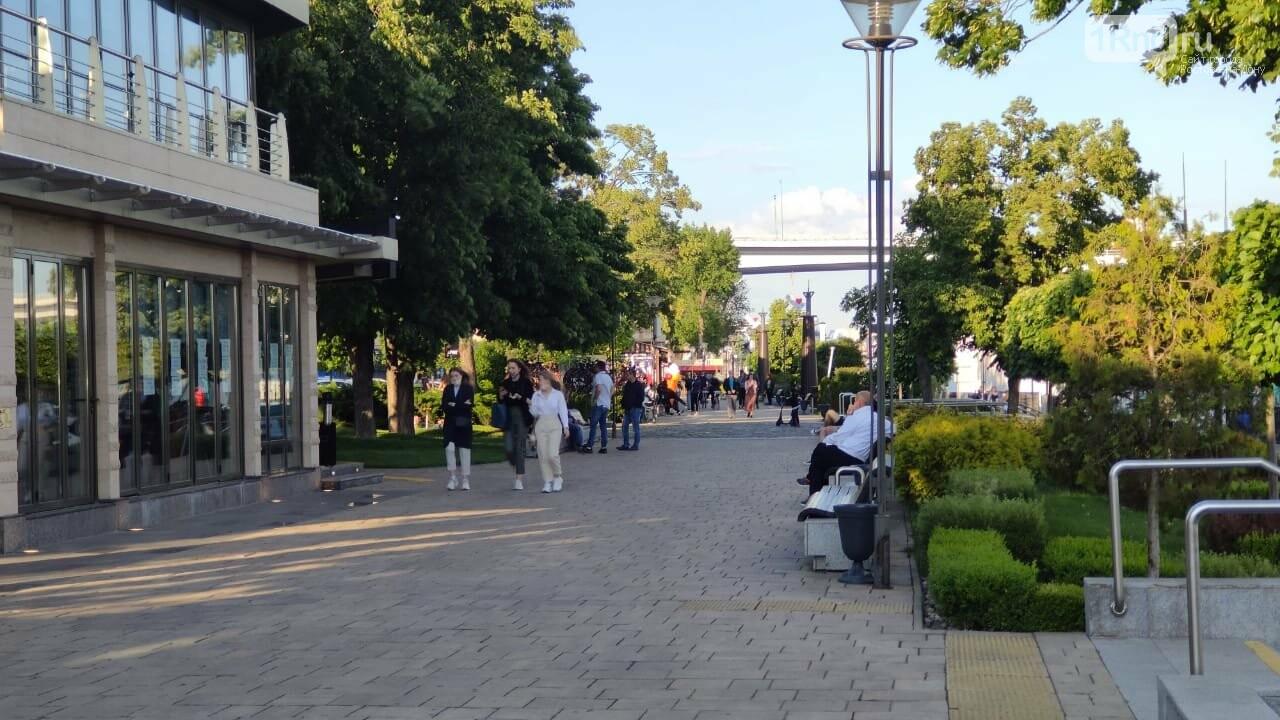 Ростовчане массово самоизолировались на набережной, фото-2