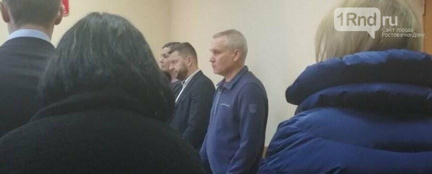 Станислав Беседовский в зале суда