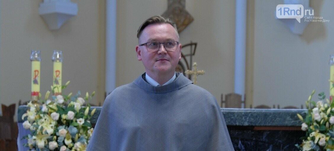 Новошахтинец Николай Дубинин, первый русский католический епископ