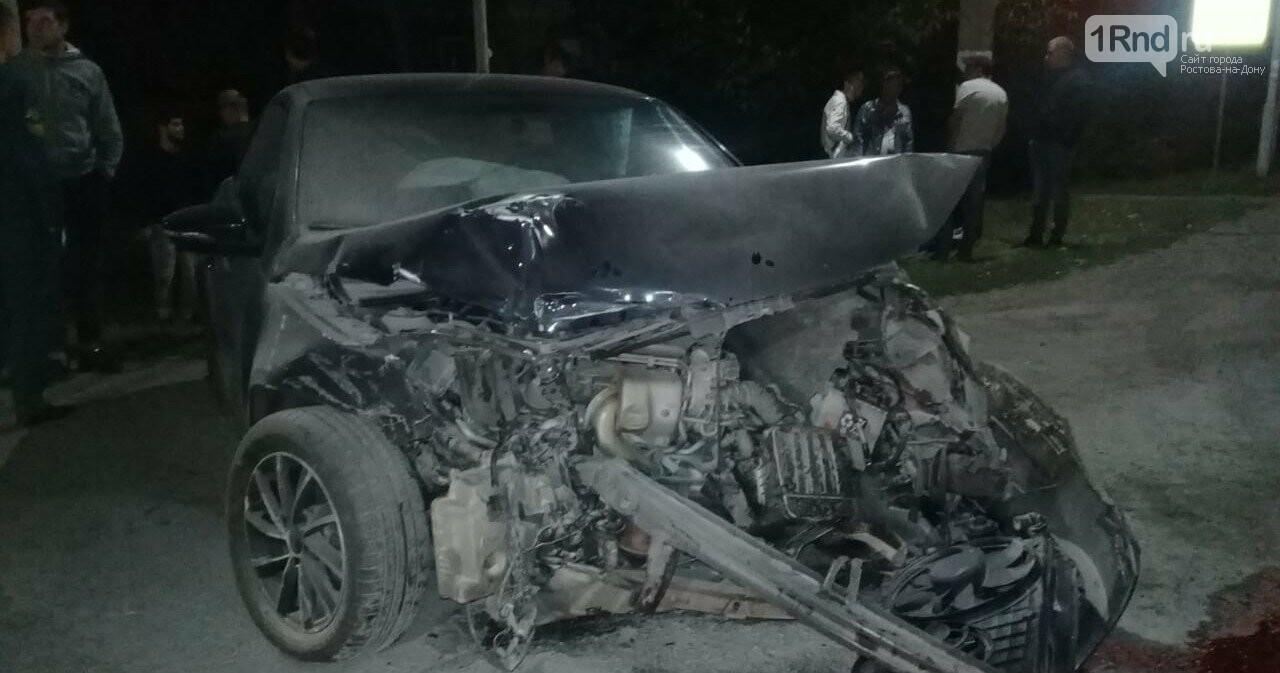 Трое подростков получили ранения при ДТП в Ростовской области, фото-1