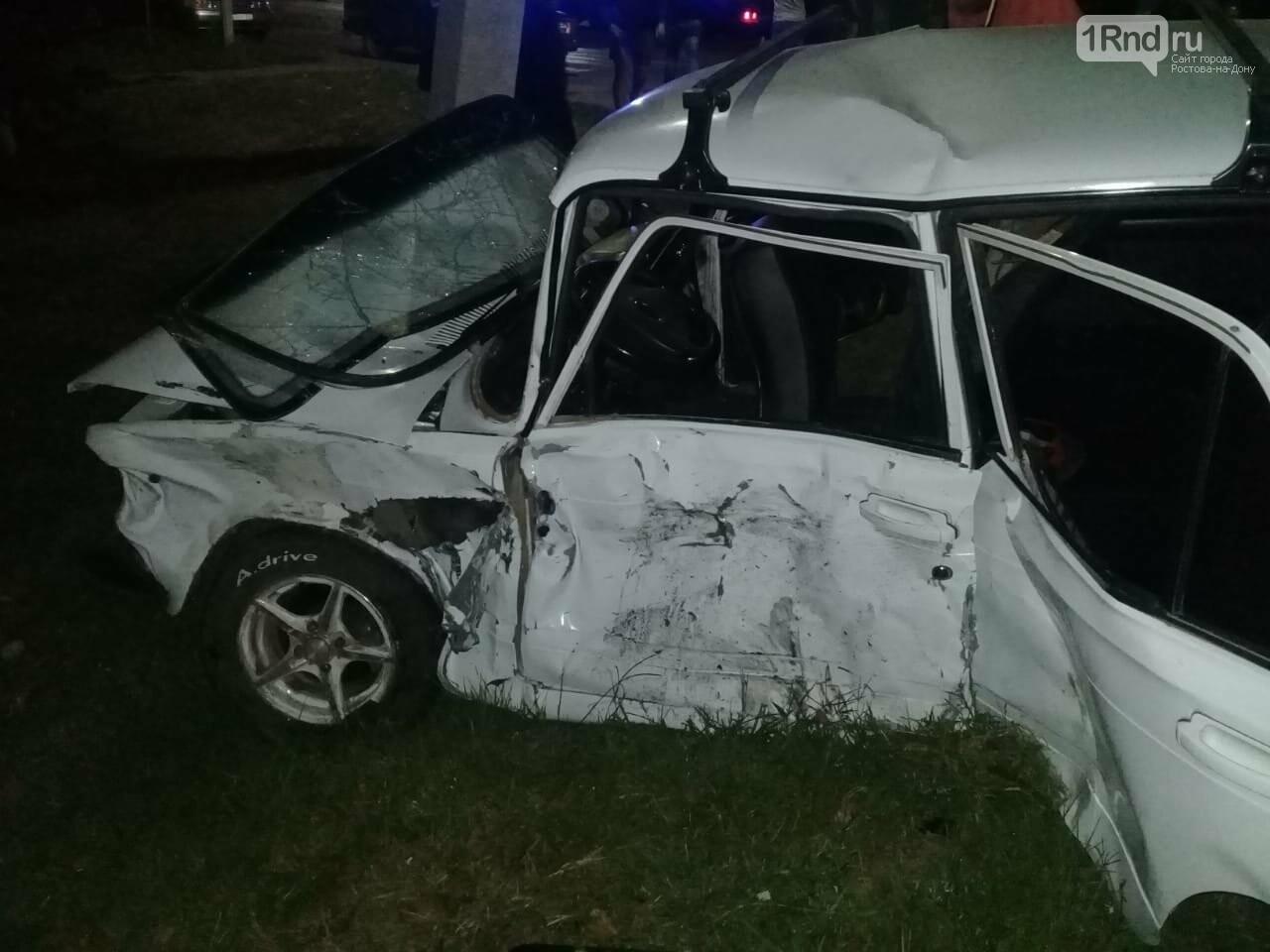 Трое подростков получили ранения при ДТП в Ростовской области, фото-2