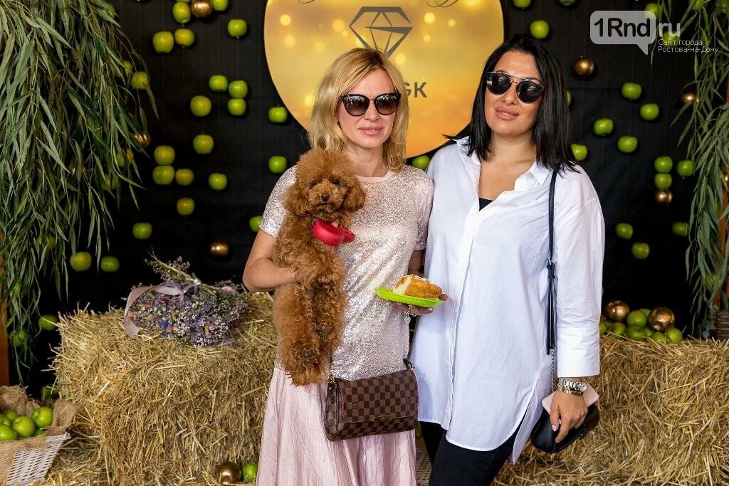 Ростовчане на ярмарке яблочных пирогов собрали 100 тысяч рублей для двойняшек , фото-3