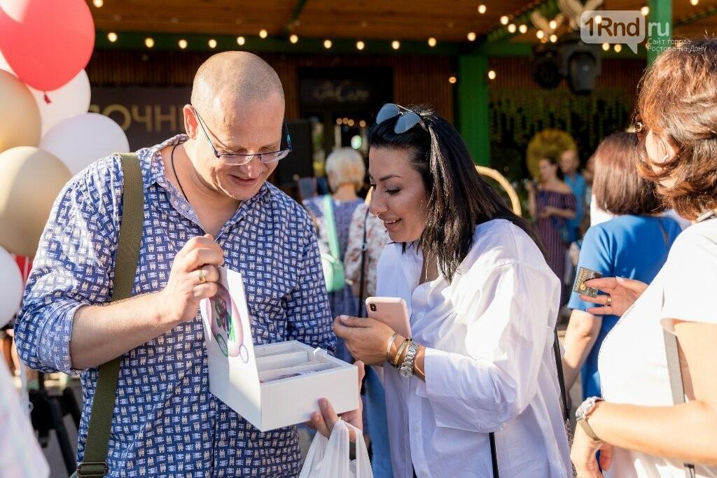 Ростовчане на ярмарке яблочных пирогов собрали 100 тысяч рублей для двойняшек , фото-5