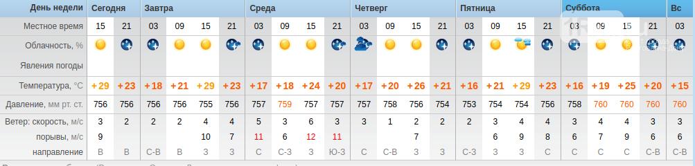 Наступившая неделя в Ростове будет тёплой и комфортной, фото-1