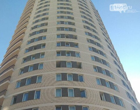 Общежитие стало архитектурной доминантой кампуса, 1Rnd