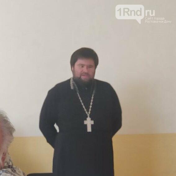 Представитель епархии на общественном совете