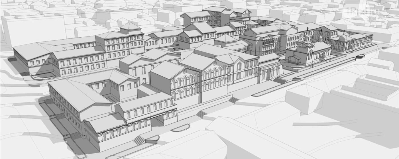 Специалисты ЮФУ воссоздали культурный ландшафт исторического центра Ростова, фото-2