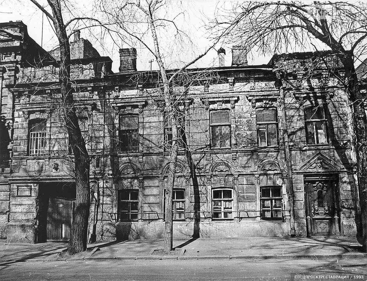 Дом Мишустина в Ростове, Фото - МойФасад