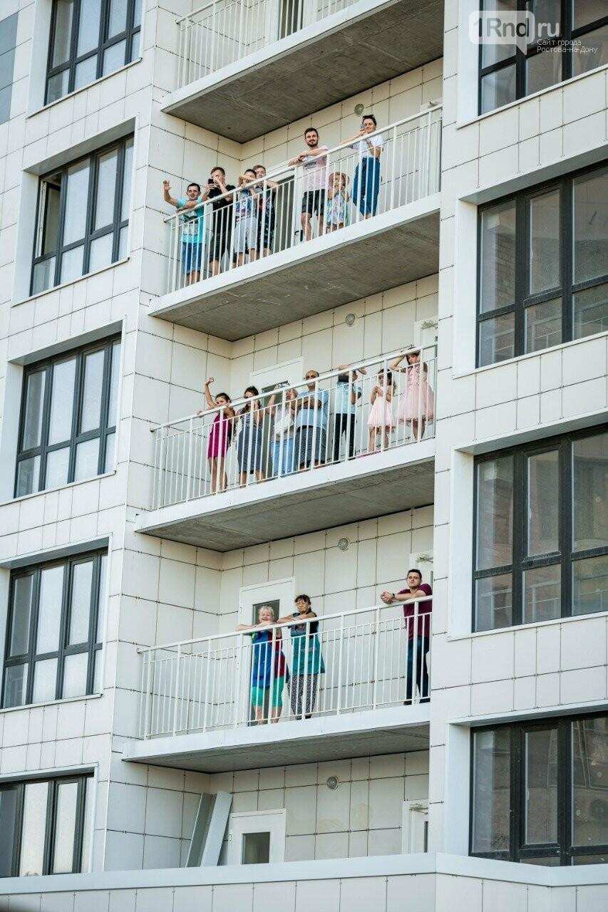 Провожали лето целую неделю: как жильцов «Первого» поздравили с новосельем, фото-9