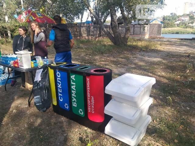 Экоактивисты учили ростовчан раздельному сбору мусора, Фото:1Rnd.ru