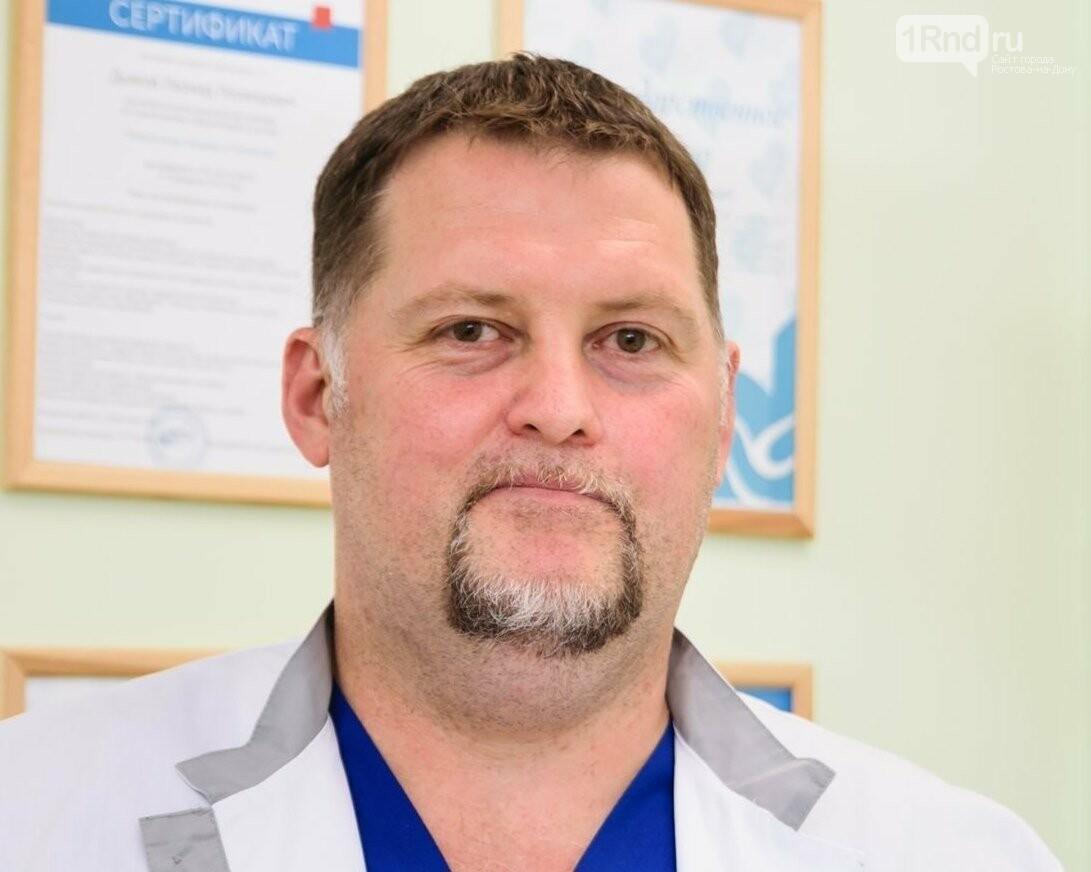 Леонид Дьяков о реабилитации после COVID-19