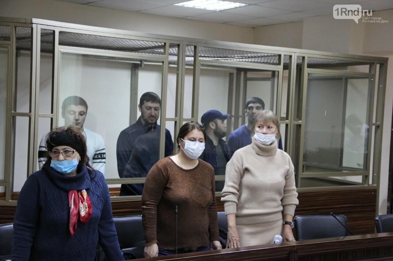 Суд над террористами в Ростове, фото пресс-службы ЮОВС