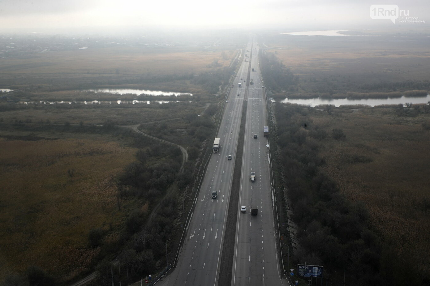 Часть Ростовского транспортного кольца, Фото с сайта ПРО