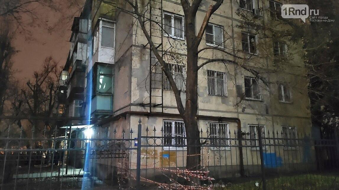 Дом на Кривошлыковском,4, Фото Анны Дунаевой