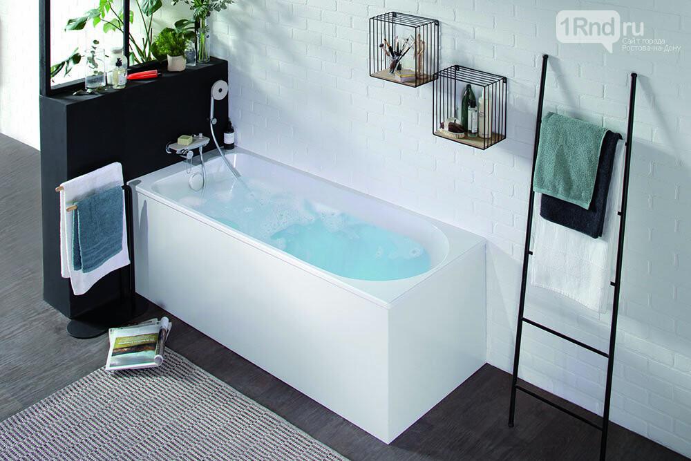 Гидромассажные ванны Jacob Delafon, фото: Jacob Delafon