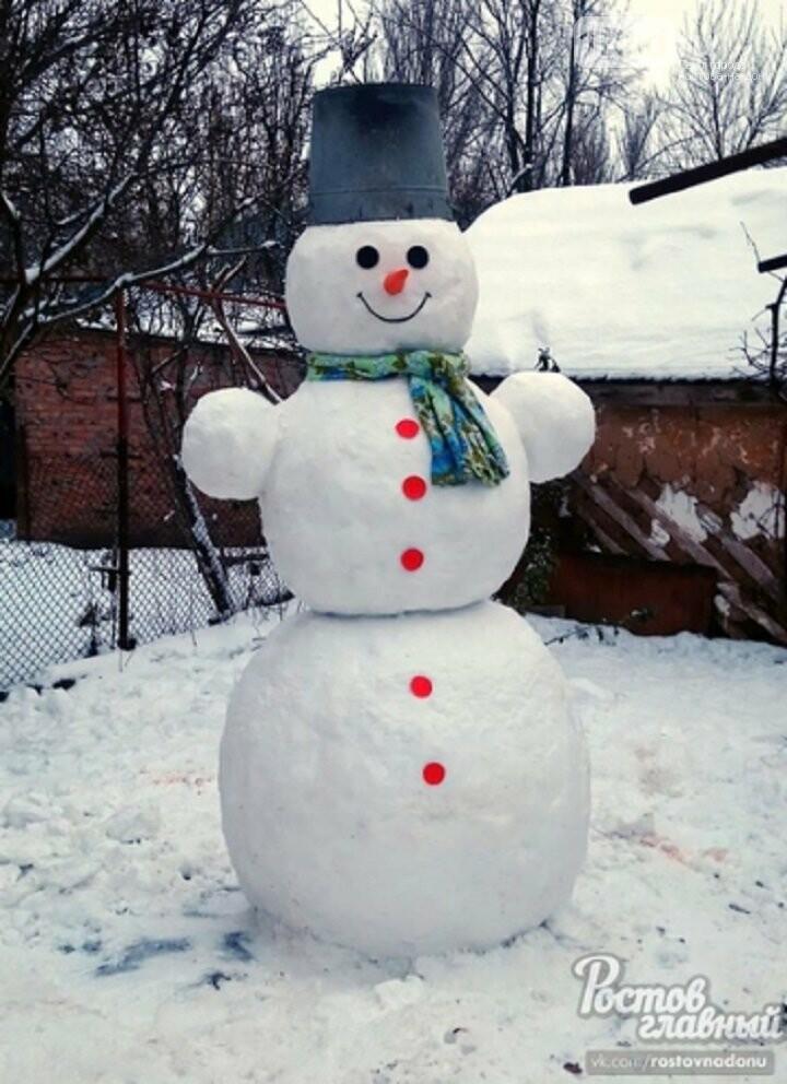 Оперштаб Нового года 1Rnd нашел самого большого в мире снеговика, фото-5