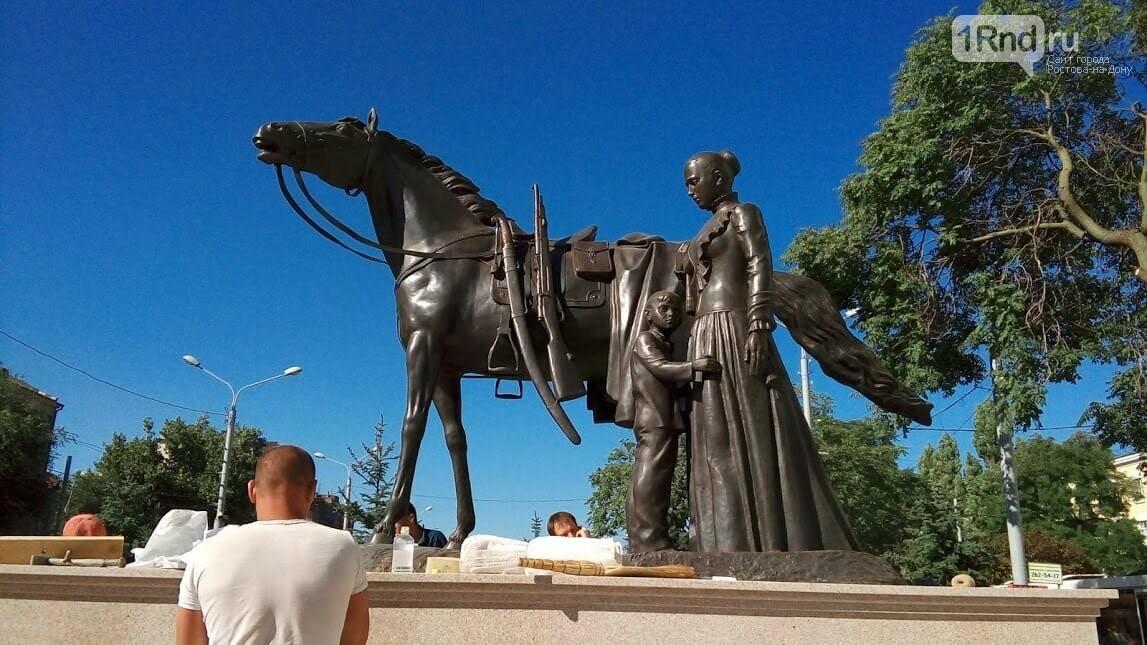 Фото: скульптуры Анатолия Скнарина/ архив 1rnd