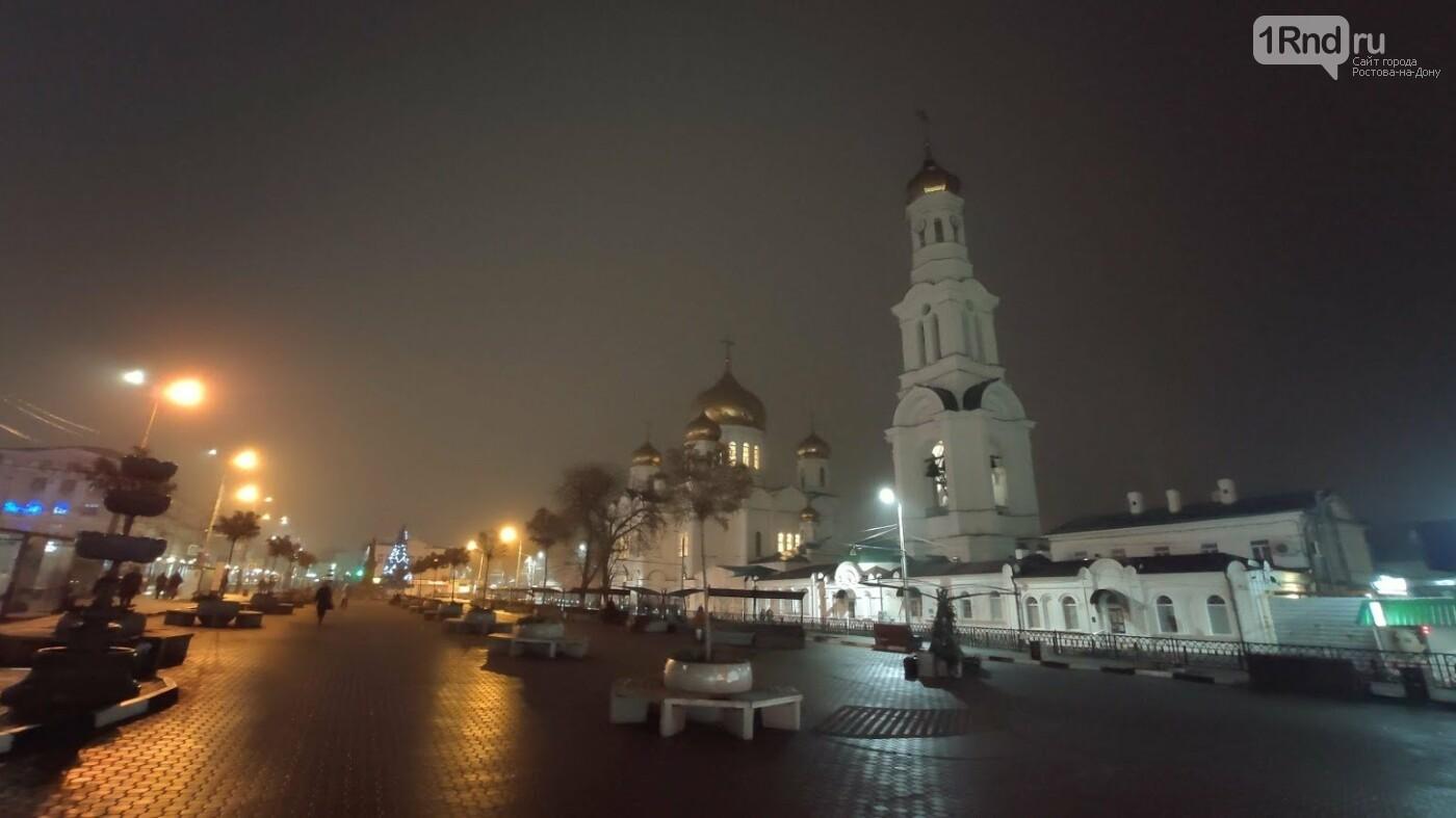 Небо над собором почти чистое, Фото Анны Дунаевой
