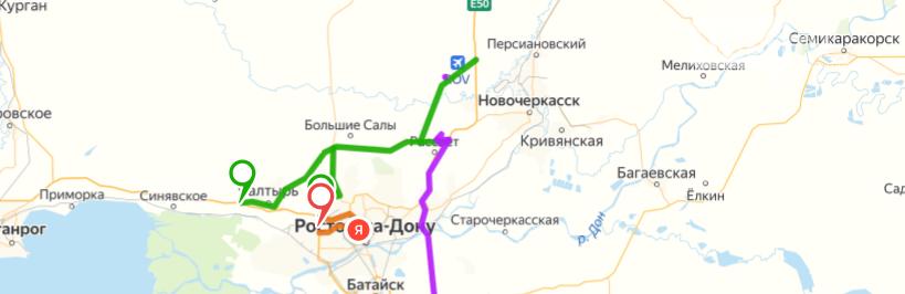 Как выжить без моста Малиновского в Ростове, фото-7