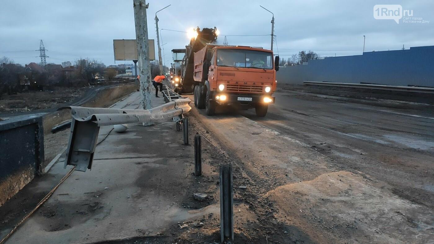 Старый мост Малиновского начали демонтировать, Фот Анны Дунаевой