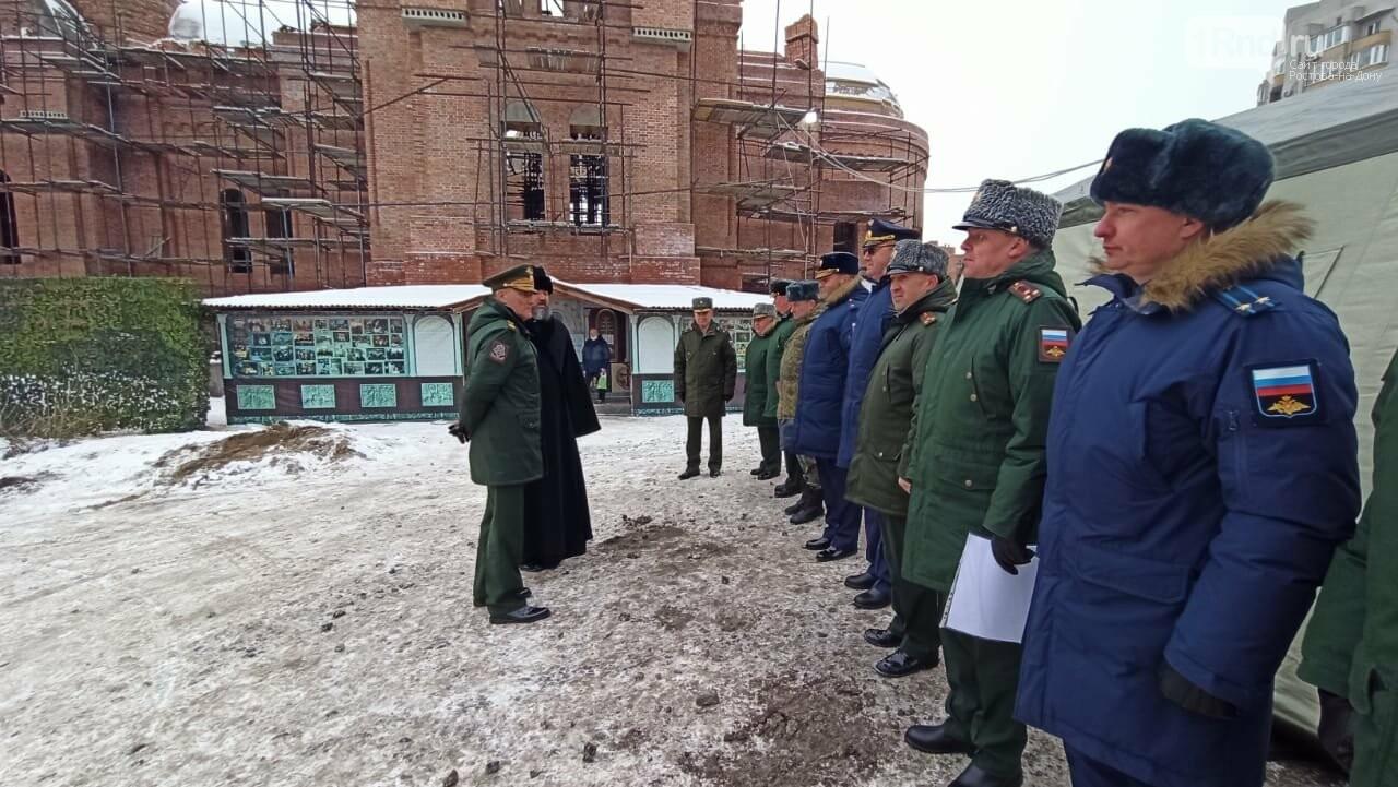 Командующий ЮВО Александр Дворников