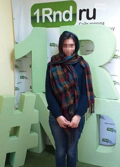 Настю обвиняют в ложном доносе, фото 1rnd.ru