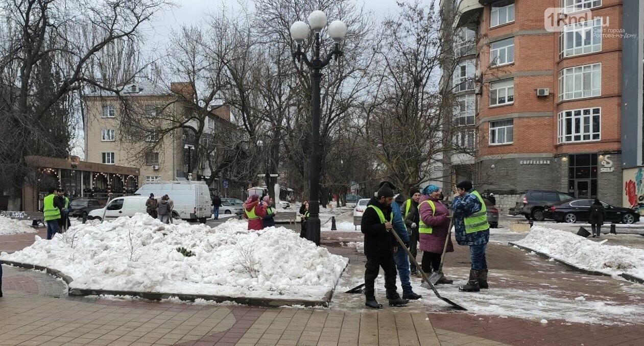 Это лишь часть участников уборки, Фото Анны Дунаевой