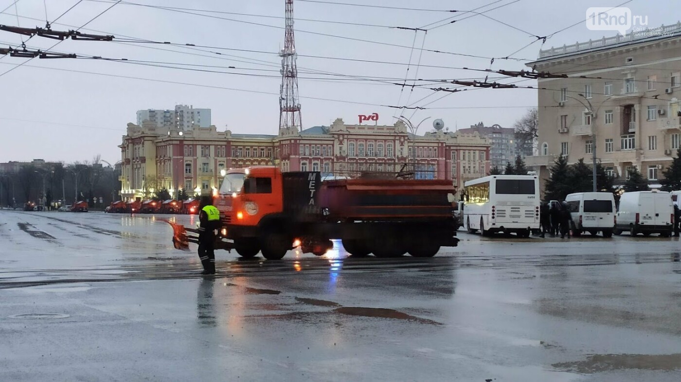 Полиция на Пушкинской 23 января, Фото 1rnd.ru
