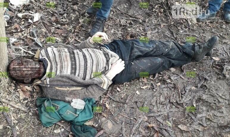Трое бомжей в Таганроге задержаны за убийство собутыльника, Фото очевидца
