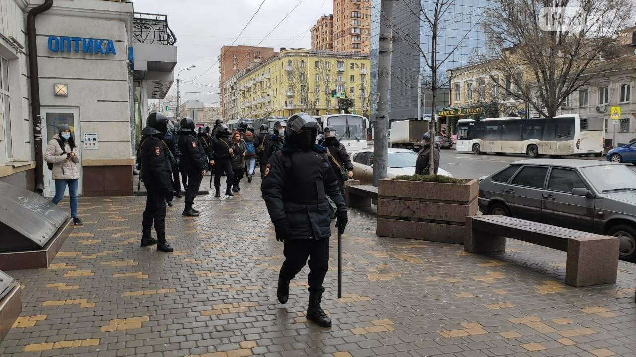 """""""Уцелевшие"""" протестующие на Ворошиловском, Фото - Анна Дунаева"""
