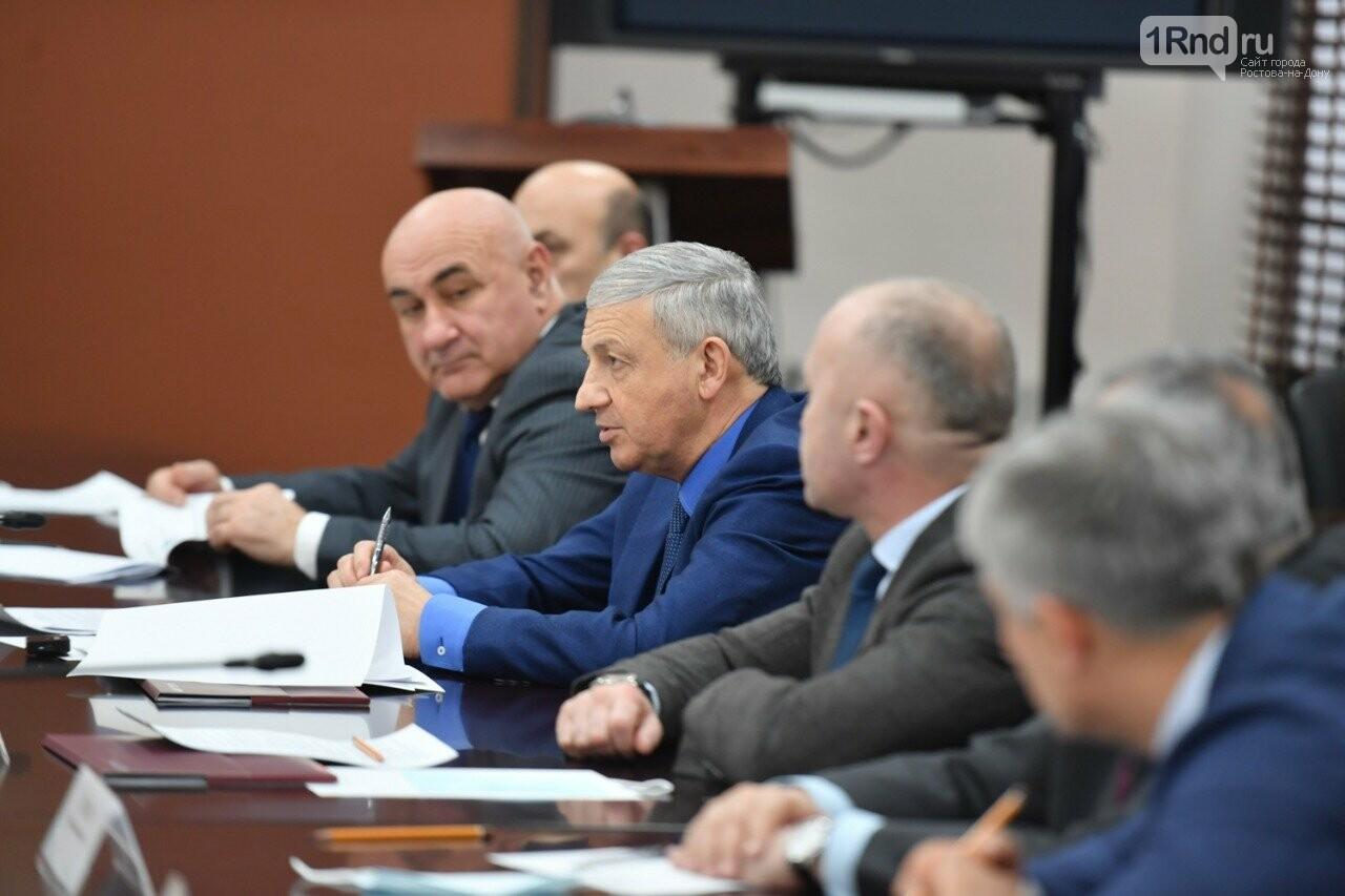 Председатель Юго-Западного банка Сбербанка встретился с главой Северной Осетии , фото-2
