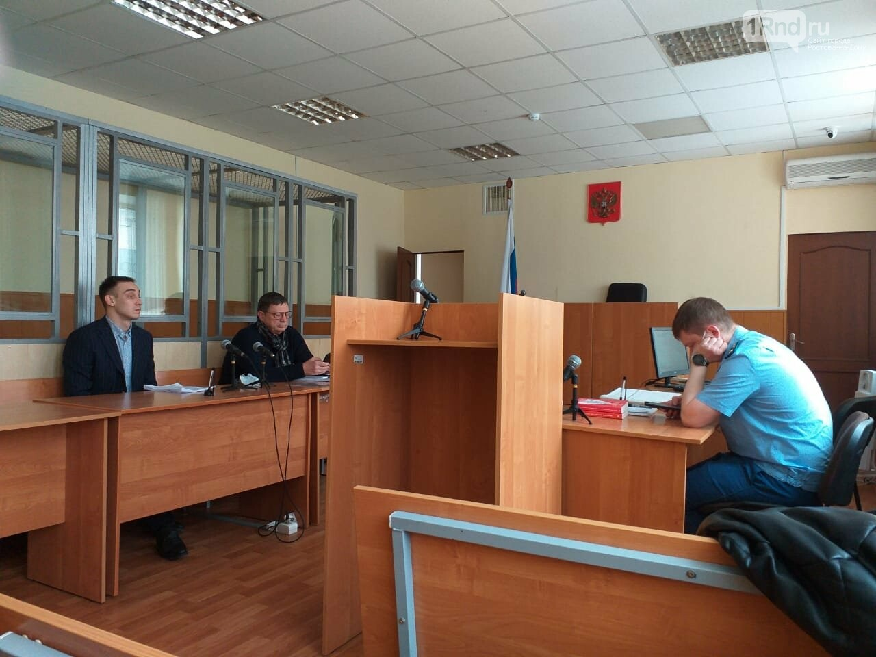 Суд по делу Н. Яркина, фото 1rnd.ru