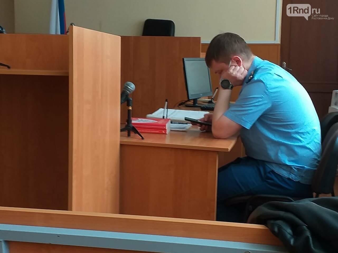 Гособвинитель А. Корниенко, фото 1rnd.ru