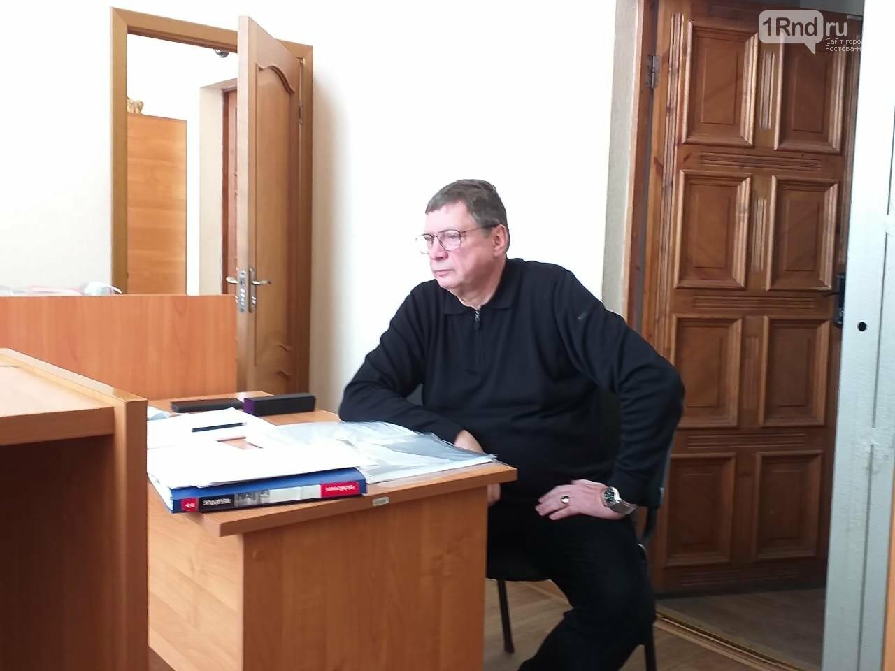 Адвокат Владимир Чесноков, фото 1rnd.ru
